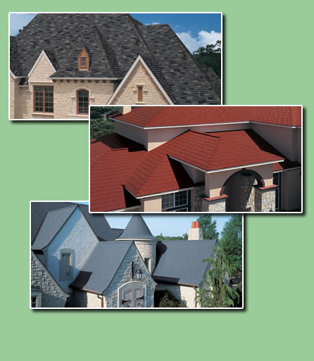 Showrooms - Shingles - Roofing Store - roofing materials supplies