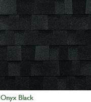 black architectural shingles. Onyx Black Image Architectural Shingles